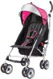 Discount Summer Infant 3D lite Convenience Stroller, Hibiscus Pink