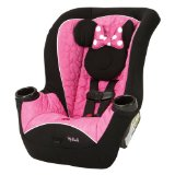 Discount Disney APT Convertible Car Seat, Mouseketeer Minnie