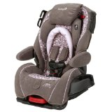 Discount Safety 1st Alpha Omega Elite Convertible Car Seat, Pretty Paws