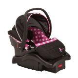 Discount Disney Baby Minnie Mouse Light N Comfy Luxe Infant Car Seat, Minnie Dot