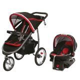 Discount Graco Fastaction Fold Jogger Click Connect Travel System, Marathon