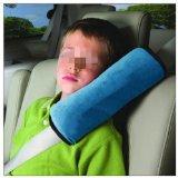 Discount Crazycity Children Car Soft Seat Belt Shoulder Pad Pillow Headrest Support Pillow (Car grey)