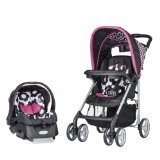 Discount Evenflo JourneyLite Travel System with Embrace, Marianna